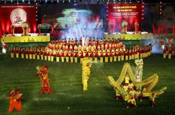 Vietnamese Traditional Martial Arts Festival